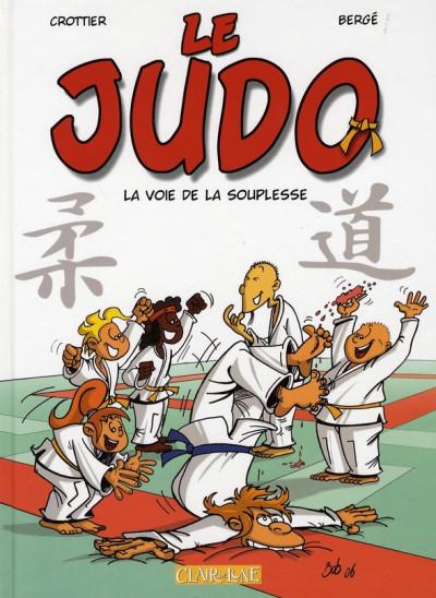 image de Le judo tome 1 - la voie de la souplesse