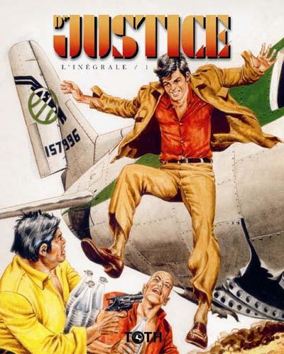 Couverture doc justice - intégrale tome 1