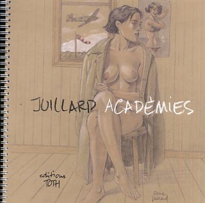 Couverture académies de Juillard