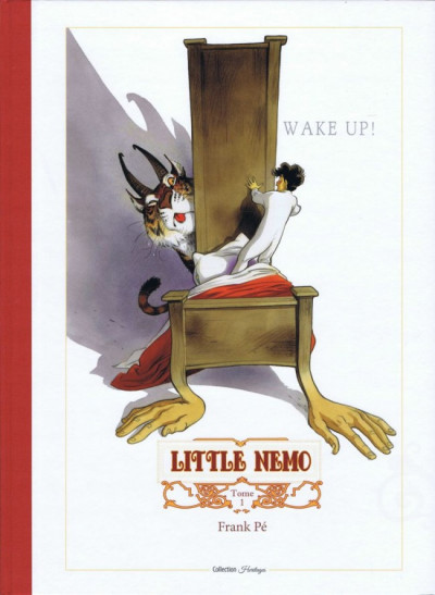 Couverture Little Nemo - Wake Up !