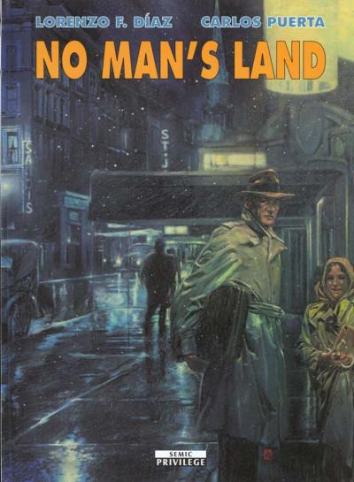 Couverture No man's land