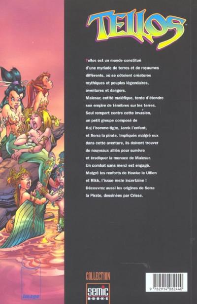 Dos Tellos (semic books) tome 2