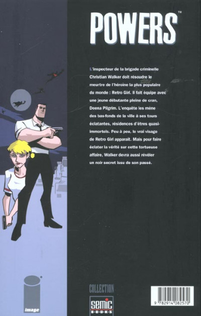 Dos Powers tome 1