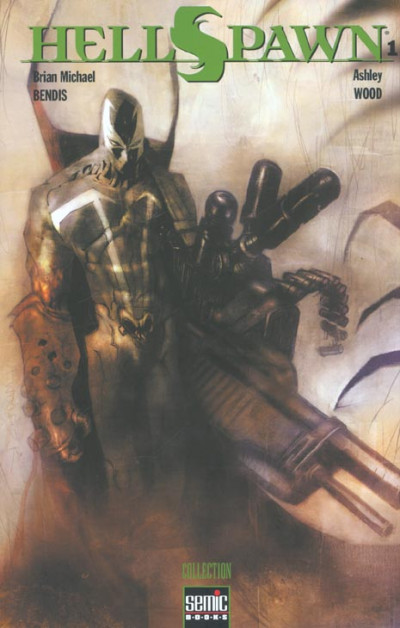 Couverture Hellspawn tome 1