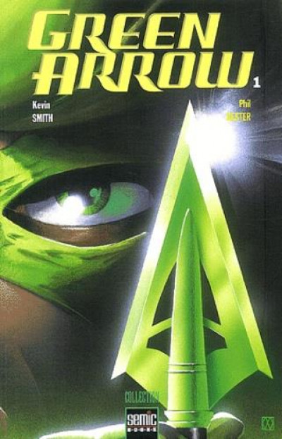 Couverture Green arrow (semic) tome 1