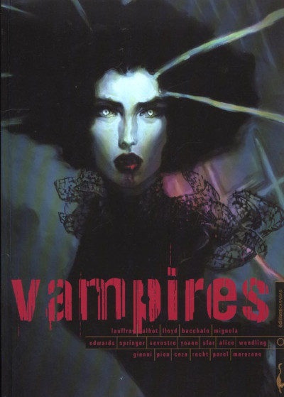 Couverture vampires tome 1