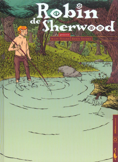 image de robin de sherwood tome 1 - proscrit