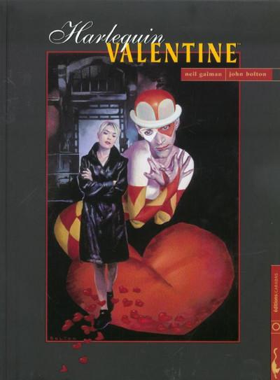 Couverture harlequin valentine