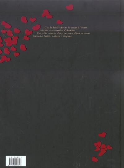 Dos harlequin valentine