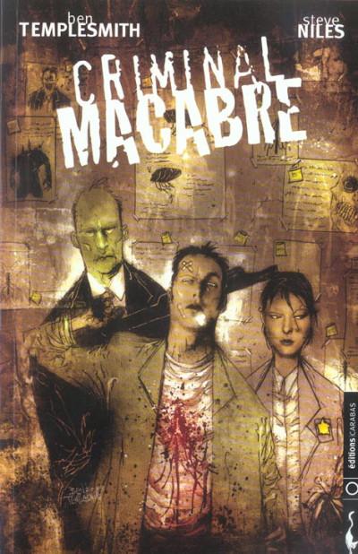Couverture Criminal macabre