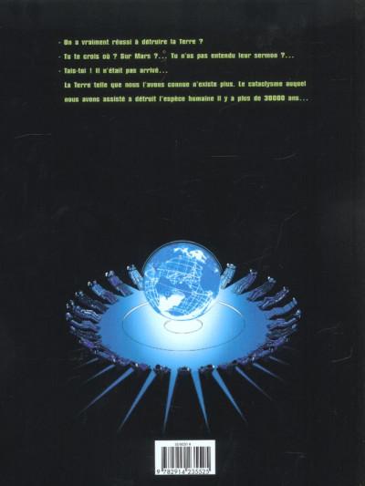 Dos Terra incognita tome 1 - les survivants
