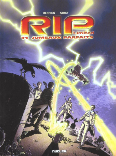 Couverture RIP limited tome 1