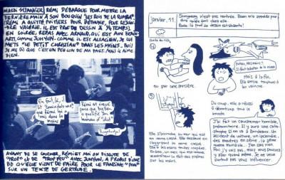 Page 1 le mois de ;otto t et juhyun : janvier 2005