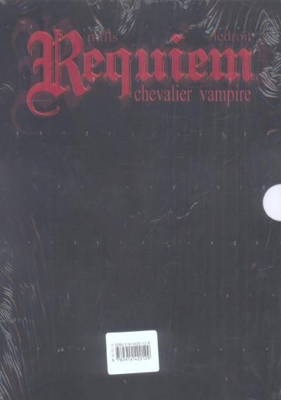 image de requiem - tirage de tête tome 6 : hellfire club