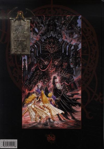 Dos requiem tome 7 - le couvent des soeurs de sang