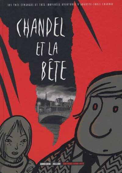 Couverture les très étranges et très inopinées aventures d'auguste louis chandel tome 2