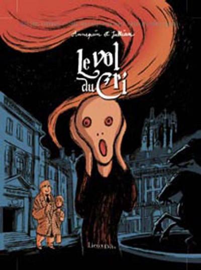 image de les très étranges et très inopinées aventures d'auguste louis chandel tome 3 - le vol du cri