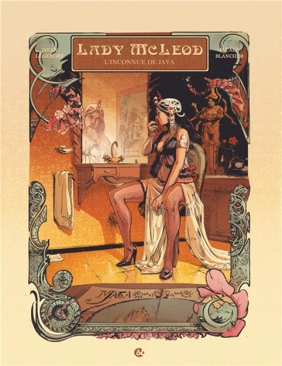 Couverture Lady McLeod tome 1