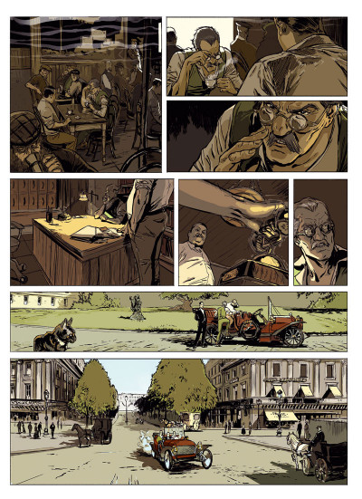 Page 4 Lady McLeod tome 2
