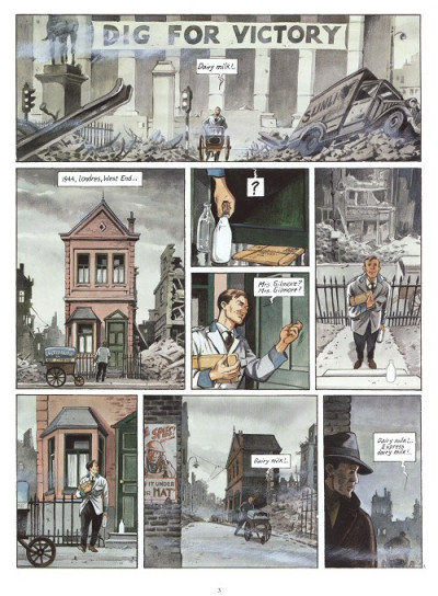 Page 1 India dreams - tirage de tête tome 1