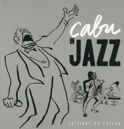 Couverture Cabu in jazz