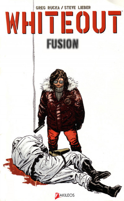 Couverture Witheout tome 2 - fusion