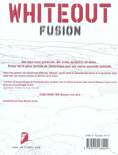 Dos Witheout tome 2 - fusion