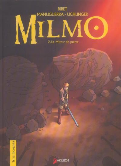image de milmo tome 2 - le miroir de pierre