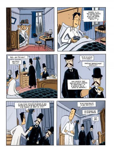 Page 5 le procès, d'après franz kafka