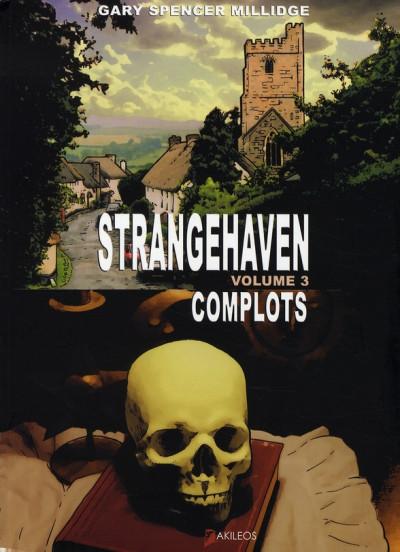 image de strangehaven tome 3 - complots