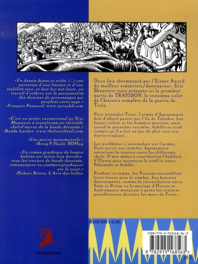 Dos l'âge de bronze tome 3 - trahison (1ère partie)