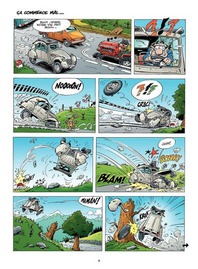 Page 2 vol au-dessus d'un nid de 2 chevaux