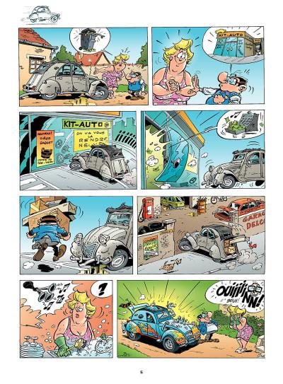 Page 4 vol au-dessus d'un nid de 2 chevaux