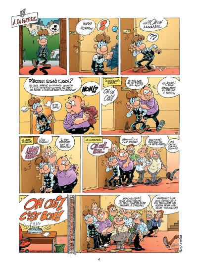 Page 3 les fonctionnaires tome 5 - corruption de fonctionnaires