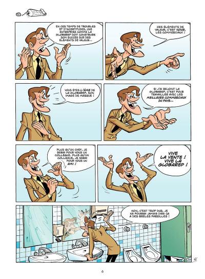 Page 5 les commerciaux tome 2 - les dessous de la vente