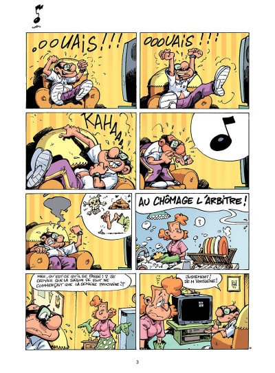 Page 2 les footmaniacs tome 3