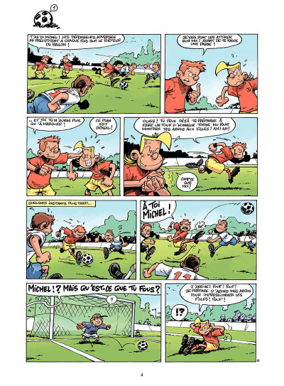 Page 3 les footmaniacs tome 3