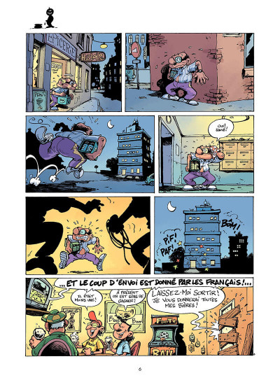Page 5 les footmaniacs tome 3