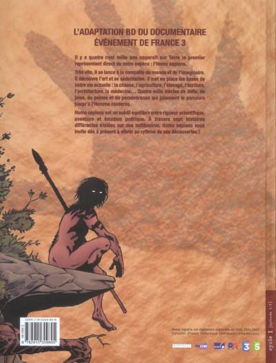 Dos Homo sapiens tome 1