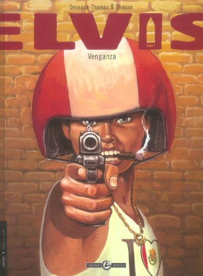 image de Elvis tome 1 - venganza