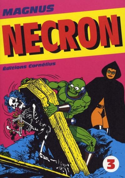 Couverture nécron tome 3