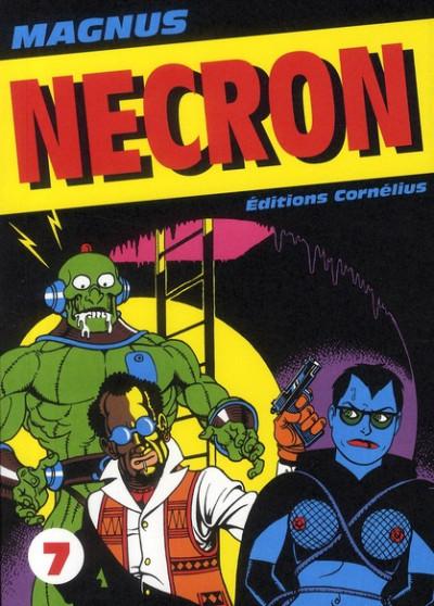 Couverture Nécron tome 7