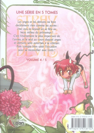 Dos stray little devil tome 4