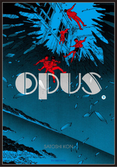 Couverture opus tome 2