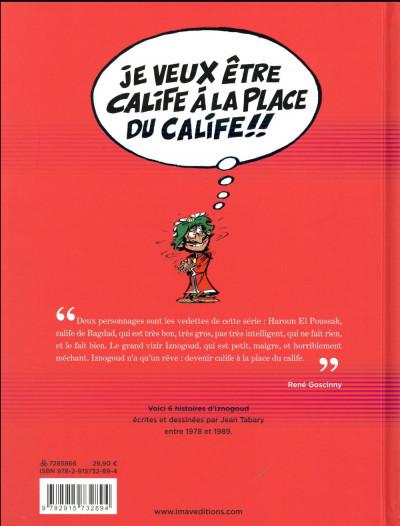 Dos Iznogoud - 6 histoires de Jean Tabary
