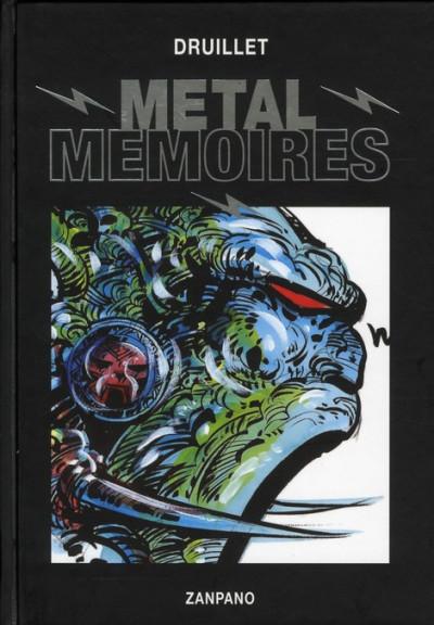 Couverture métal mémoires