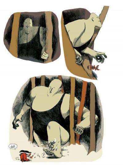 Page 2 abigail tome 1 - une aventure d'edward le héros super