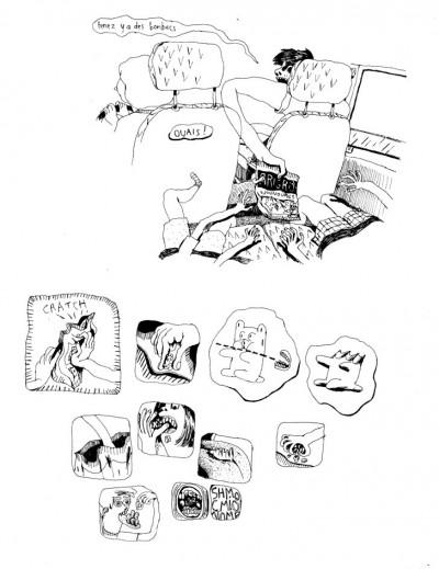Page 2 ca va derrière ?