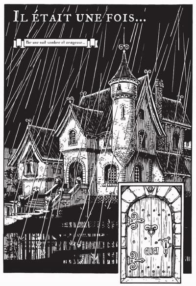 Page 1 château l'attente tome 1