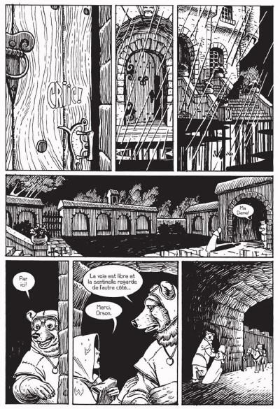 Page 2 château l'attente tome 1